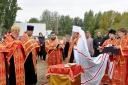 В честь новых небесных покровителей земли Оренбургской
