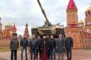 Гости из военной прокуратуры